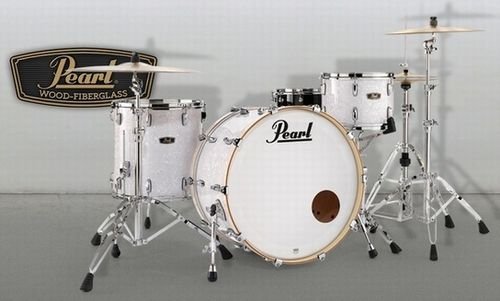 PEARL Wood Fiberglass Shell Pack