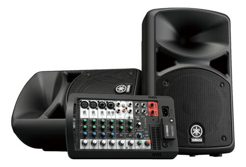 YAMAHA Stagepas 600BT Bluetooth PA