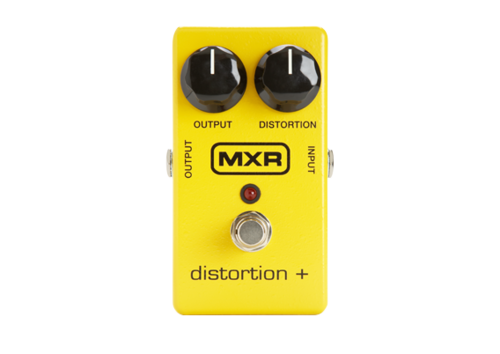 MXR M104 Distortion Plus säröpedaali