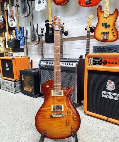 PRS Classic Single Cutaway Demo