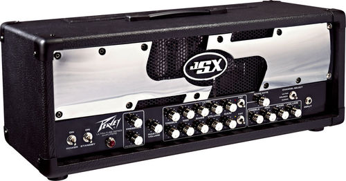 Peavey JSX Head Made in USA Putkinuppi (demo)