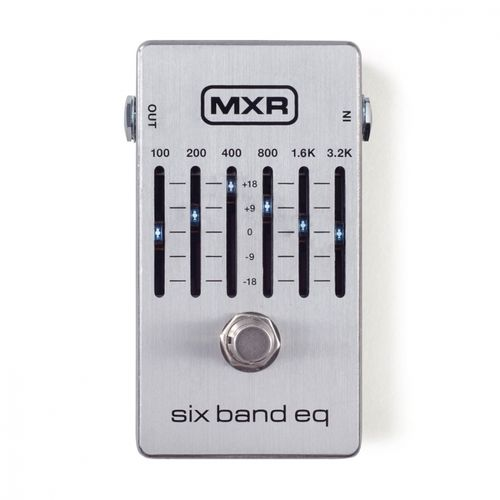 MXR M109 6-Band Graphic EQ