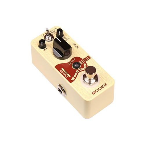 MOOER WoodVerb Acoustic Guitar Reverb
