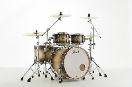 PEARL Masters MCT Satin Natural Burst