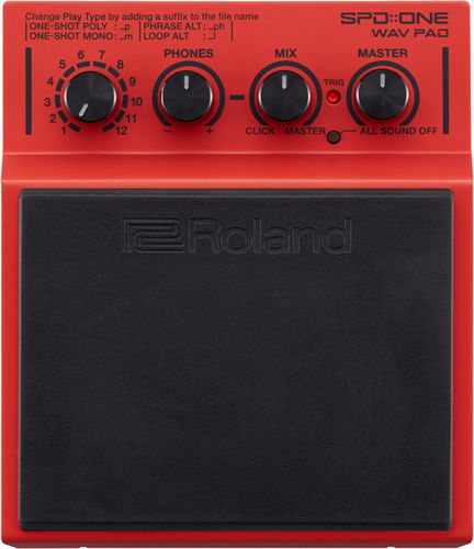 Roland SPD:ONE WAV PAD
