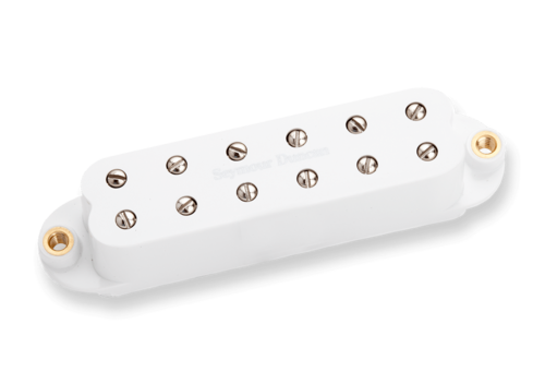 Seymour Duncan SL59-1b Little '59 Strat White