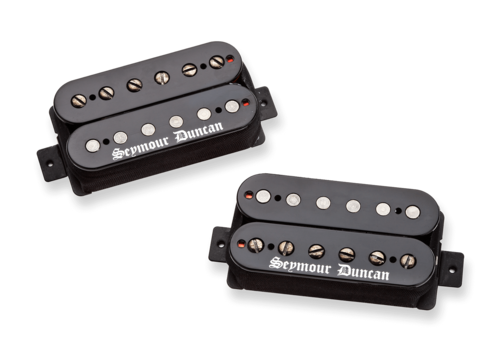 SEYMOUR DUNCAN BLACK WINTER SET KITARAMIKROFONISETTI