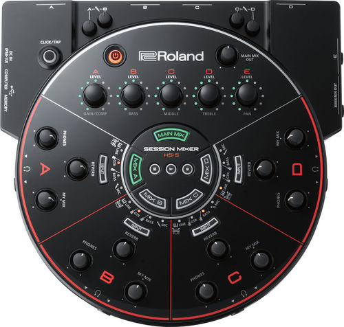 Roland HS5 Session Mixer