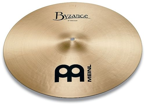 "Meinl 16"" Byzance Traditional Thin Crash"