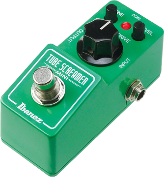 IBANEZ Tubescreamer Mini