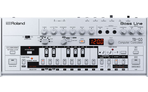 Roland TB-03 Boutique Bass Line