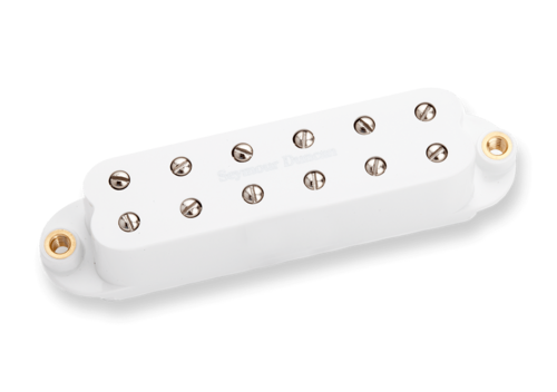 SEYMOUR DUNCAN SJBJ-1B Jb Jr for strat White