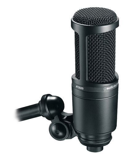 Audio-Technica AT2020 mikrofoni