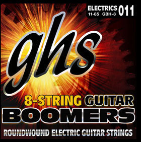 GHS Boomers GBH-8 11-85