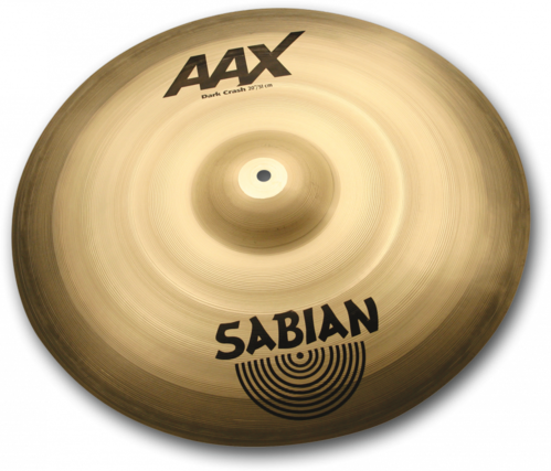 "SABIAN 17"" AAX Dark Crash"