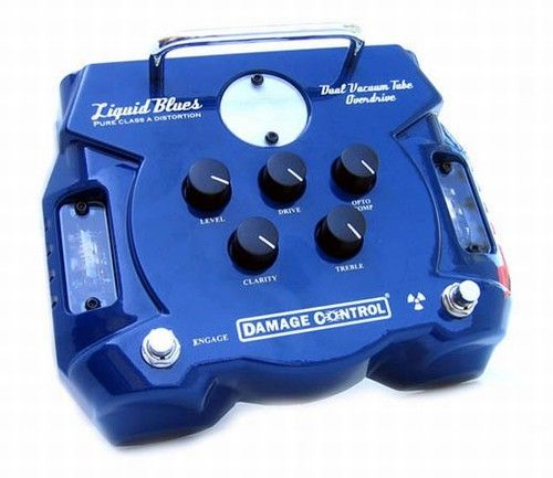 Damage Control Liquid Blues Overdrive