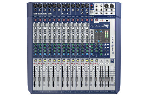 SOUNDCRAFT SIGNATURE 16 Mikseri
