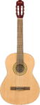 FENDER FC-1 Classical, Natural WN