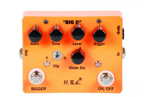 H.B.E. Big D distortion