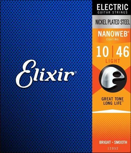 Elixir Nanoweb NPS 10-46 Light