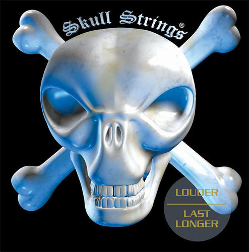 Skull Strings STD 11-52 Stainless