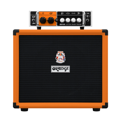 Orange Little Bass Thing + OBC112 Bundle